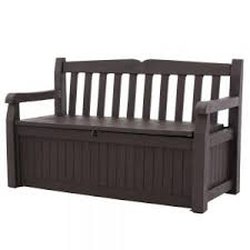 Wooden Storage Bench Seat Plans by Build Outdoor Storage Bench Jen Joes Design Ideal Images With