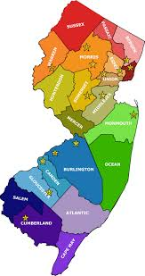 New Jersy Flag Clipart Map Of New Jersey Clipart Collection Clipart Map Of