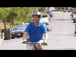 Echolocation For The Blind Watch How This Blind Man Uses Echo Location To Ride A Bike Youtube
