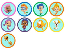 guppie cake toppers guppies clipart