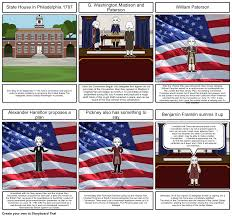 The Plan Collection Constitutional Convention Storyboard By Vdragovic