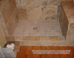 Bathroom Shower Floor Ideas Shower Floor Tiles Ideas Images Photos