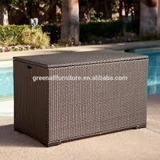 Outdoor Storage Bench Waterproof Furniture Waterproof Outdoor Storage Box Storage Design Outside