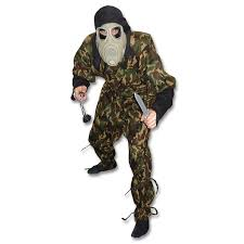 Halloween Costume Gas Mask Ebola Proof Ninja Costume Gas Mask Ninja Uniform