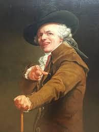 Joseph Ducreux Meme - portrait of joseph ducreux now a famous meme picture of louvre