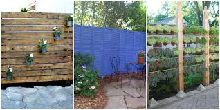 Privacy Screen Ideas For Backyard by Diy Patio Privacy Screens Backyard Patio Ideas
