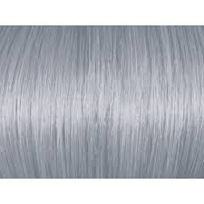 bluish grey professional hair color with argan oil smoky blue grey