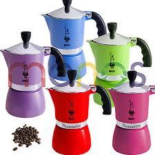 italian espresso maker bialetti fiammetta 3 cup stove top italian espresso coffee maker