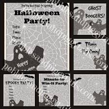 easy halloween minute to win it games for parties making life