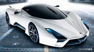 Top 10 Futuristic Cars Youtube