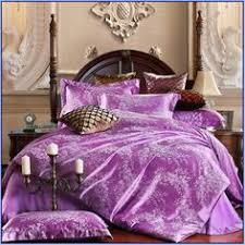 What Is The Best Material For Comforters Wholesale Natural Silk Comforter Bedding Set Purple Pink King