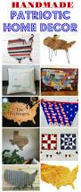 handmade united states patriotic decor creative ideas from sea