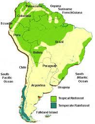 south america map equator rainforest south america rainforest map of rainforest