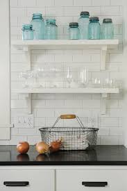 Kitchen Cabinet Shelf Hardware by 602 Best Shelves Images On Pinterest Home Tours Open Shelving