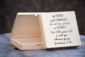 box personalized prayer box wood prayer box personalized gift prayer book