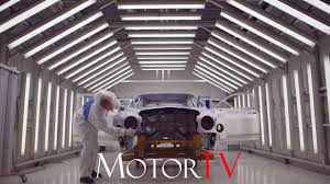 bentley crewe car factory bentley mulsanne production l body in white l crewe