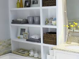 Creative Bathroom Storage Ideas by Very Small Bathroom Storage Ideas Small Bathroom Shelf Unit Full