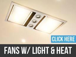 3 In 1 Bathroom Light Bathroom Exhaust Fans Ventilation