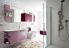 Red And White Bathroom Ideas Fascinating Modern Bath Ideas Bathroom Kopyok Interior Exterior