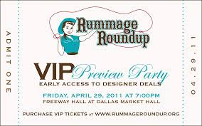 ticket template free download free download vip preview party ticket template sample with detail