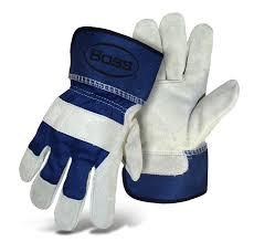 Split Cowhide Boss Heavy Duty Split Cowhide Leather Palm Men U0027s Ladies U0027 Boss
