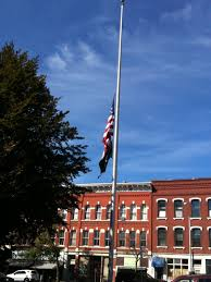 Indiana Flags At Half Staff To Find The Principles September 2012