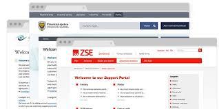 Help Desk Portal Examples Customer Portal Liveagent