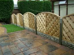 decorative garden fencing panels home outdoor decoration