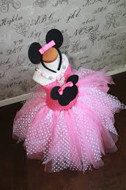 Minnie Mouse Halloween Costume Toddler Minnie Mouse Princess Pink Red Tulle Tutu Halloween Costume