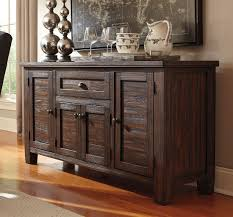 kitchen servers furniture trudell server buffets sideboards and servers dining room and