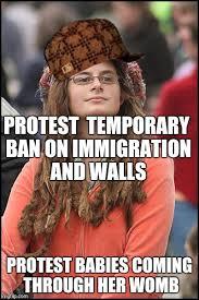 Liberal College Girl Meme - liberal college girl memes imgflip