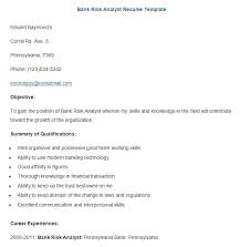 Resume Format Sample Download by Banking Resume Template U2013 21 Free Samples Examples Format