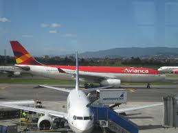 Avianca Route Map by Review Of Copa Airlines Flight From Bogota To Tocumen In Premium Eco