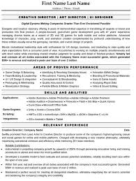 3d Resume Templates Download Creative Director Resume Haadyaooverbayresort Com