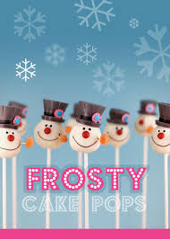 frosty cake pops u2013 pinlavie com