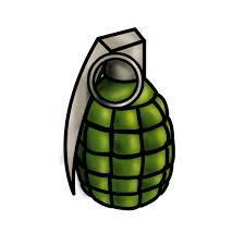 how to draw a grenade 10 steps with pictures wikihow