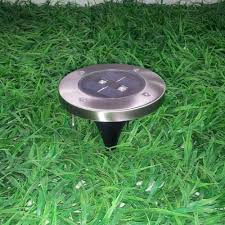 solar landscaping lights outdoor aliexpress com buy pack of 5 led recessed underground night