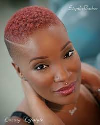 short barber hair cuts on african american ladies love hair makeup natural hair styles pinterest hair