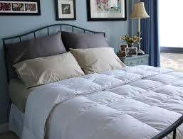 Down Comforters Luxury Aloe Vera White Goose Down Comforter U2013 Extra Warm Nature