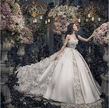 luxury wedding dresses 2016 sweetheart sleeveless wedding dresses organza satin luxury