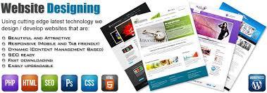 html header design online web design development company in chandigarh india