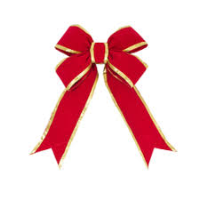 velvet bows christmas bows santa s quarters