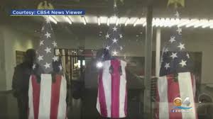 Display Of The American Flag Rules Professor Crafts Kkk Hoods Out Of American Flags Says It U0027s U0027art