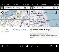Nokia Maps Replacing Ios 6 Maps Hands On With Mapquest Bing Waze Google