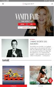 Magazine Vanity Fair Vanity Fair Magazine France Android Apps On Google Play