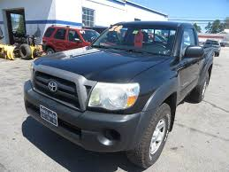 single cab toyota tacoma for sale 2010 toyota tacoma 4x4 2dr regular cab 6 1 ft sb 5m in concord nh