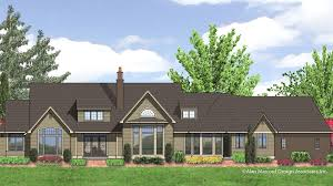 mascord house plan 2448 the glendale