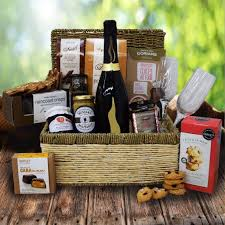 engagement gift basket custom engagement gift baskets yorkville s usa