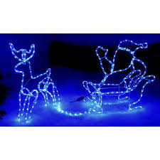 lighted christmas reindeer outdoor decorations christmas lights