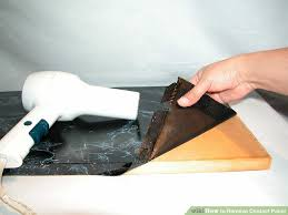 contact paper how to remove contact paper 6 steps with pictures wikihow